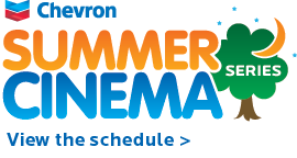 Chevron Summer Cinema Series