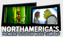 NorthAmerica's Premier Outdoor Movie Company